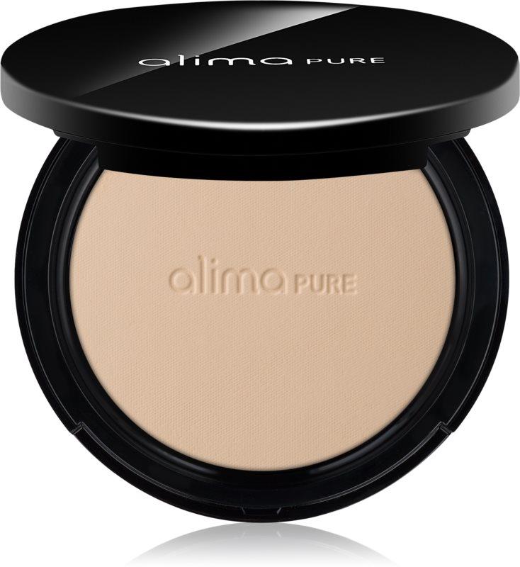Alima Pure Face lichte compacte minerale make-up poeder