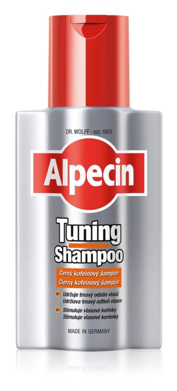 Alpecin Tuning Shampoo champú con color para las primeras canas