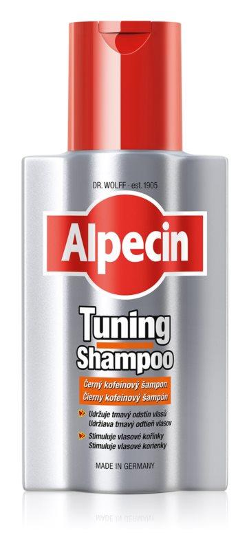 Alpecin Tuning Shampoo Toning Shampoo For  First Gray Hair