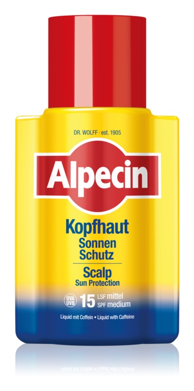 Alpecin Scalp Protection émulsion protectrice pour cuir chevelu SPF 15