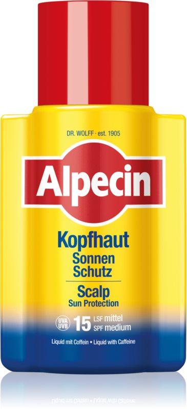 Alpecin Scalp Protection Schutzemulsion für die Kopfhaut LSF 15