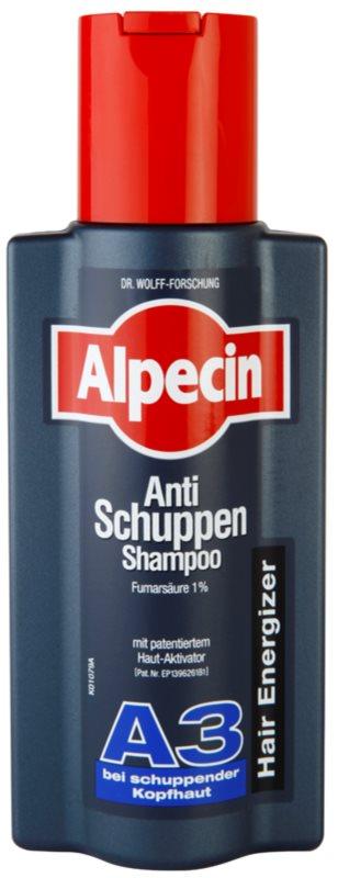 Alpecin Hair Energizer Aktiv Shampoo A3 aktivační šampon proti lupům