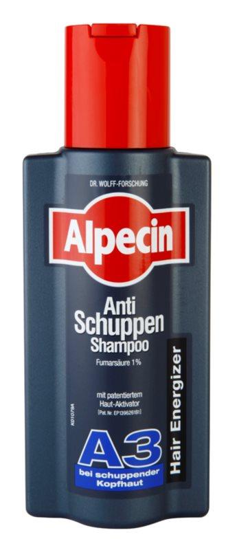 Alpecin Hair Energizer Aktiv Shampoo A3 активуючий шампунь проти лупи