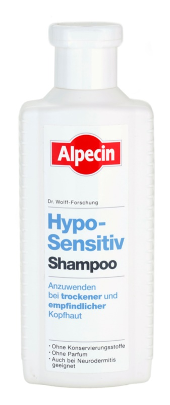 Alpecin Hypo - Sensitiv champô para couro cabeludo seco a sensível