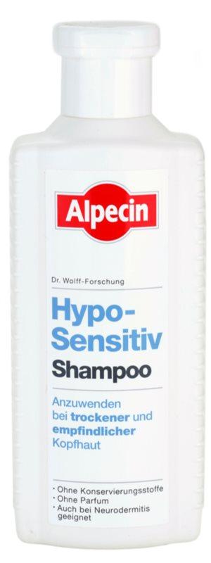 Alpecin Hypo - Sensitiv šampon za suho in občutljivo lasišče