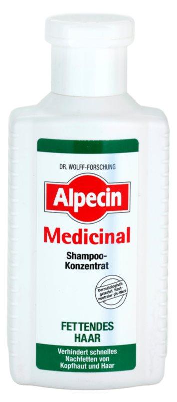 Alpecin Medicinal shampoing concentré pour cheveux et cuir chevelu gras