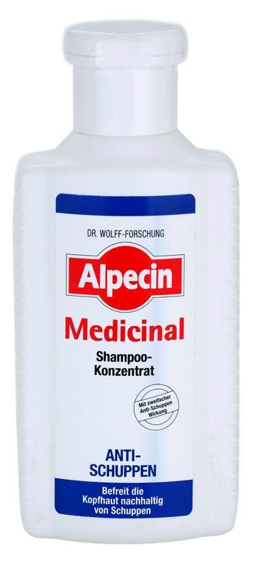 alpecin medicinal konzentriertes shampoo gegen schuppen. Black Bedroom Furniture Sets. Home Design Ideas