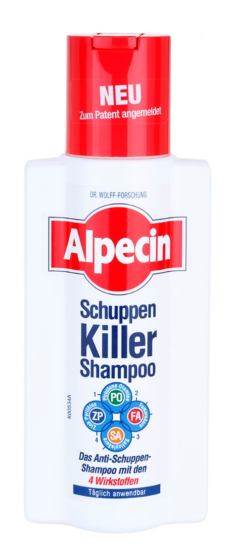 Alpecin Schuppen Killer champô anticaspa