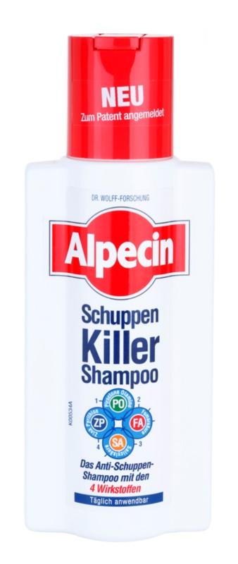 Alpecin Schuppen Killer korpásodás elleni sampon