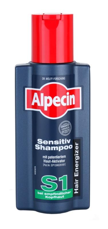 Alpecin Hair Energizer Sensitiv Shampoo S1 Activerende Shampoo voor Gevoelige Hoofdhuid