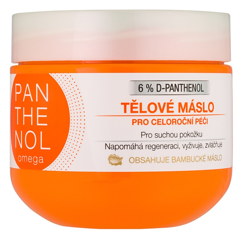 Altermed Panthenol Omega masło do ciała do skóry suchej