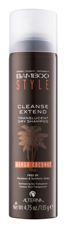 Alterna Bamboo Style Droog Shampoo