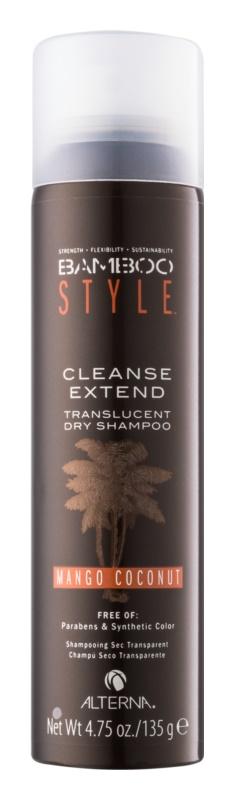 Alterna Bamboo Style suhi šampon