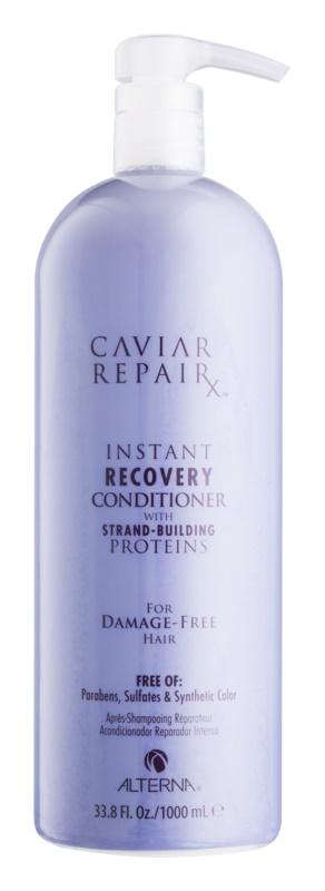Alterna Caviar Repair balsam pentru recuperare rapida