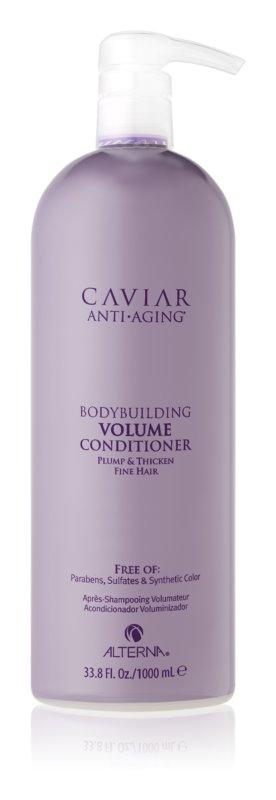 Alterna Caviar Style Volume vlažilni balzam za bogat volumen
