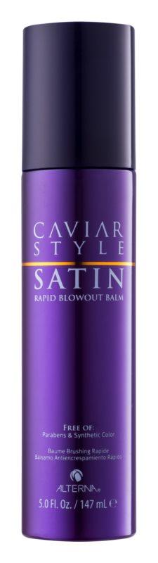 Alterna Caviar Style hővédő szérum hajra