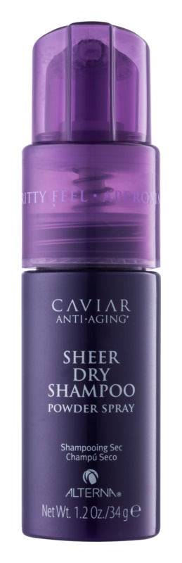 Alterna Caviar Anti-Aging suchý šampon