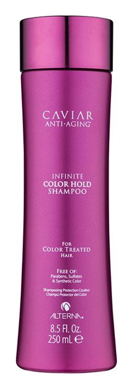 Alterna Caviar Infinite Color Hold szampon ochronny do włosów farbowanych