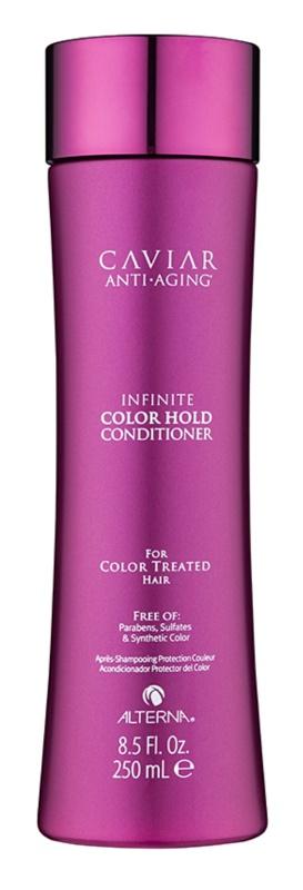 Alterna Caviar Infinite Color Hold condicionador para proteção da cor sem sulfatos e parabenos