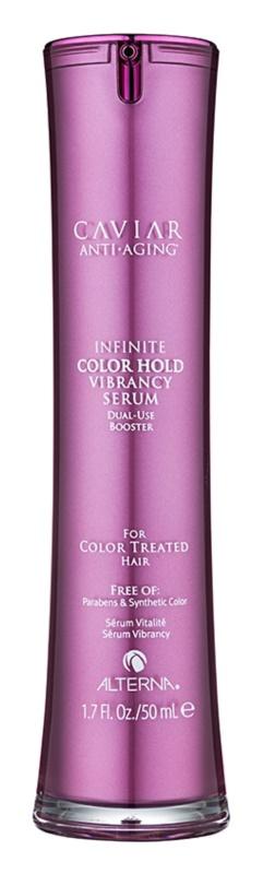 Alterna Caviar Infinite Color Hold obnovujúce a ochranné sérum pre farbené vlasy