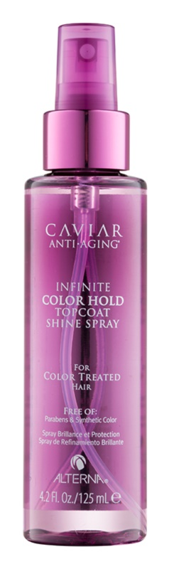 Alterna Caviar Infinite Color Hold spray protector de color para cabello teñido sin parabenos