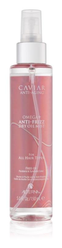 Alterna Caviar Anti-Aging Smoothing Anti-Frizz suha oljasta meglica za glajenje las