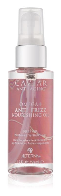 Alterna Caviar Anti-Aging vyživující olej pro uhlazení vlasů