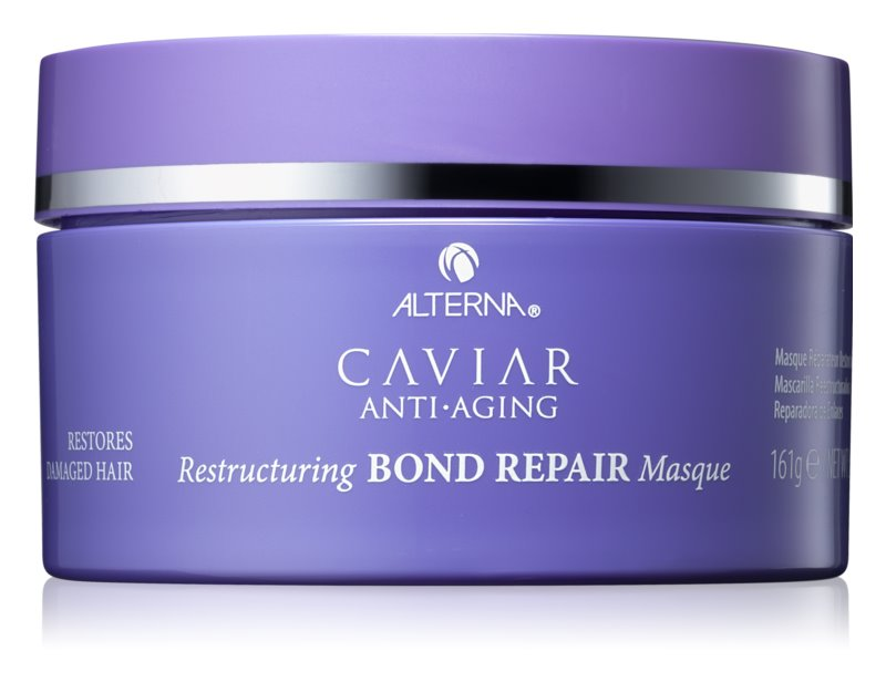 Alterna Caviar Anti-Aging Deeply Moisturising Facial Mask For Damaged Hair