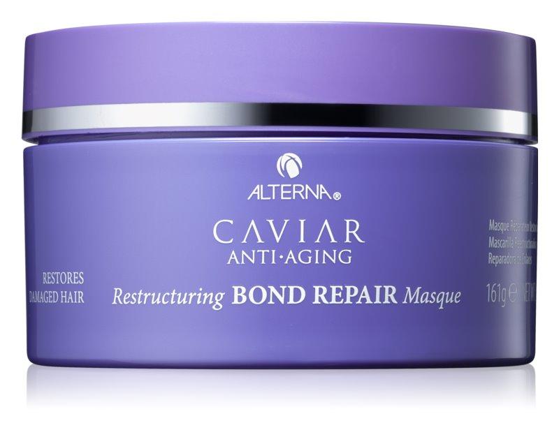 Alterna Caviar Anti-Aging maska na vlasy pre poškodené vlasy