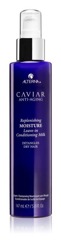 Alterna Caviar Anti-Aging Replenishing Moisture mleko brez spiranja za suhe lase