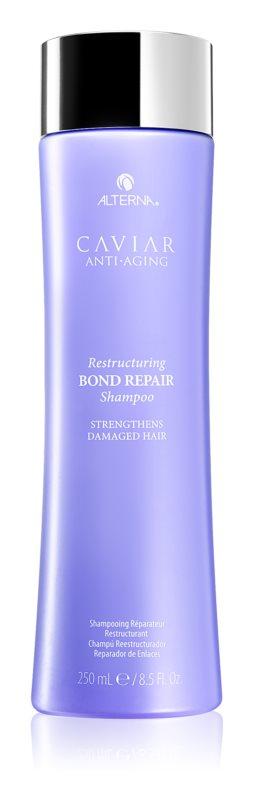 Alterna Caviar Anti-Aging Restructuring Bond Repair obnovitveni šampon za šibke lase