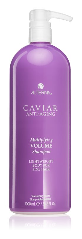 Alterna Caviar Anti-Aging Multiplying Volume šampon za lase za povečanje volumna