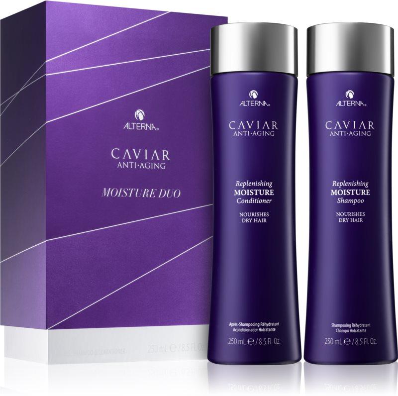 Alterna Caviar Anti-Aging kosmetická sada I. (pro suché a poškozené vlasy)