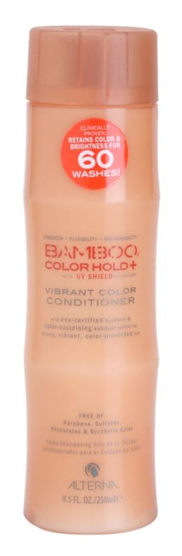 Alterna Bamboo Color Hold+ kondicionáló a szín védelméért