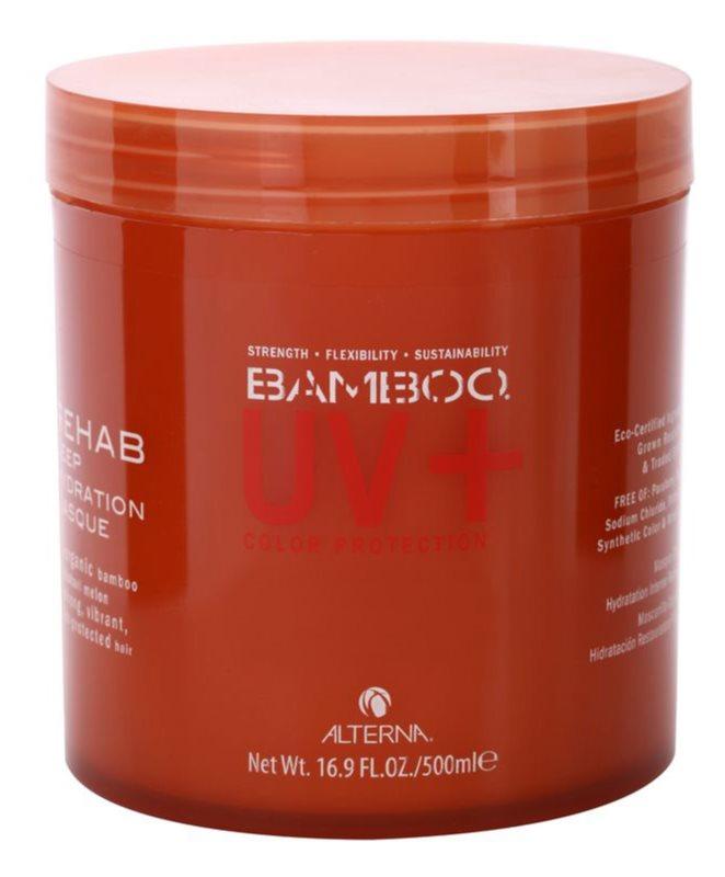 Alterna Bamboo Color Hold+ hydratačná maska  pre farbené vlasy