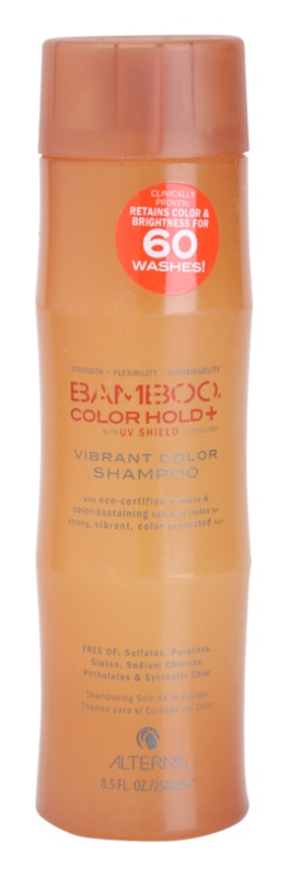 Alterna Bamboo Color Hold+ sampon a szín védelméért