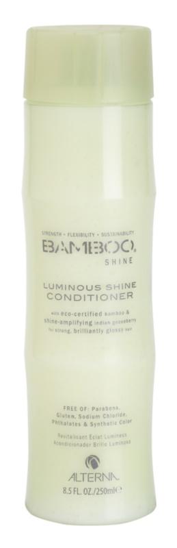 Alterna Bamboo Shine kondicionáló a csillogó fényért