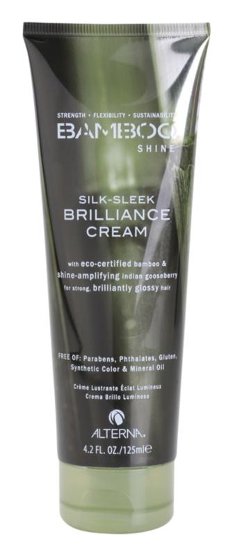 Alterna Bamboo Shine crème cheveux pour un éclat lumineux