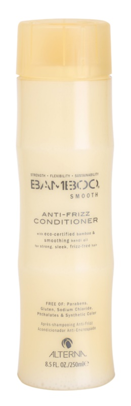 Alterna Bamboo Smooth kondicionáló töredezés ellen