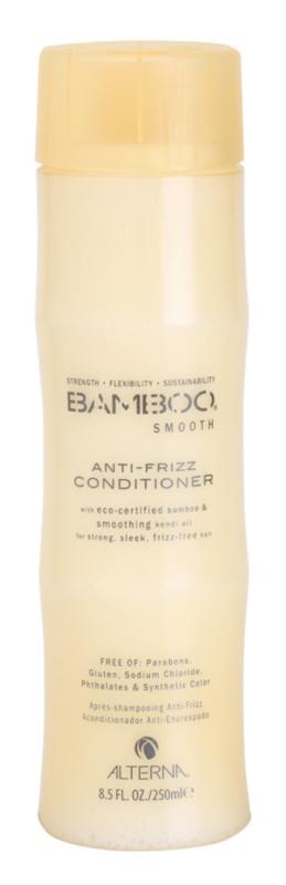 Alterna Bamboo Smooth odżywka przeciwko puszeniu się włosów