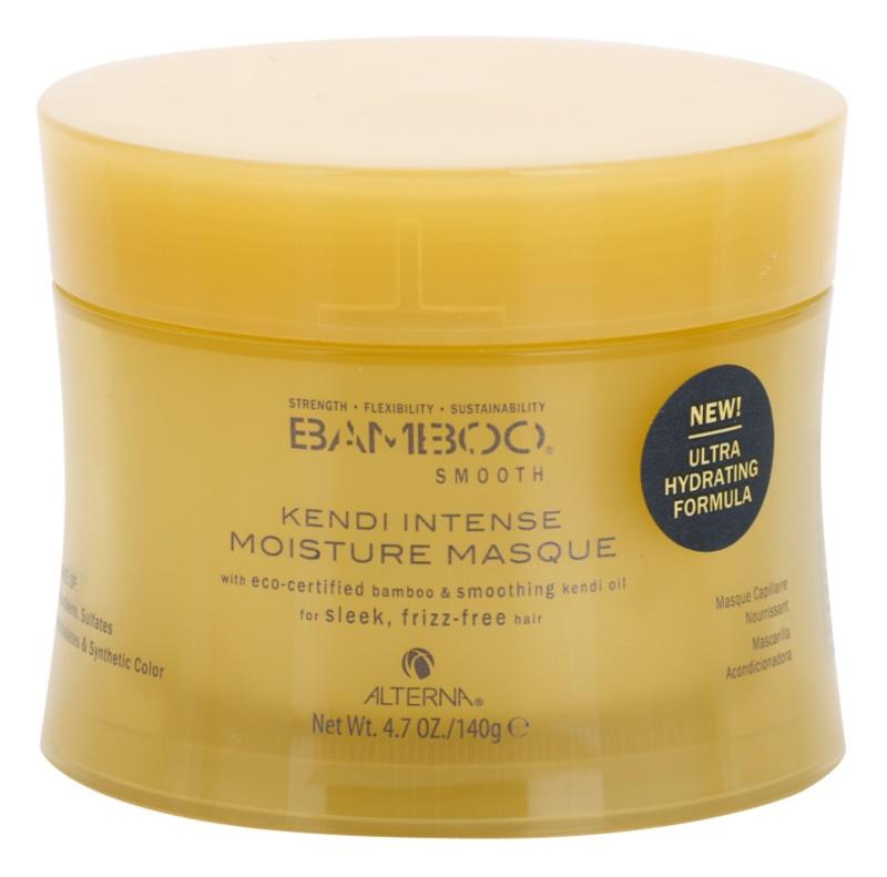 Alterna Bamboo Smooth intenzív ápoló maszk kémiai hajkezelés után