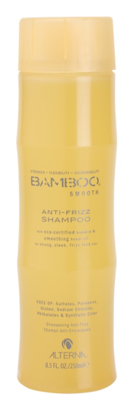 Alterna Bamboo Smooth shampoing anti-frisottis