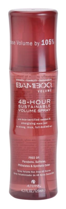 Alterna Bamboo Volume 48-Hour Sustainable Volume Spray