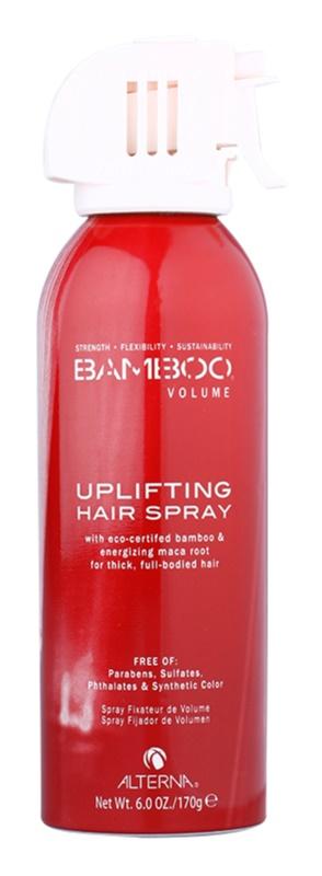Alterna Bamboo Volume haj spray dús haj a gyökerektől