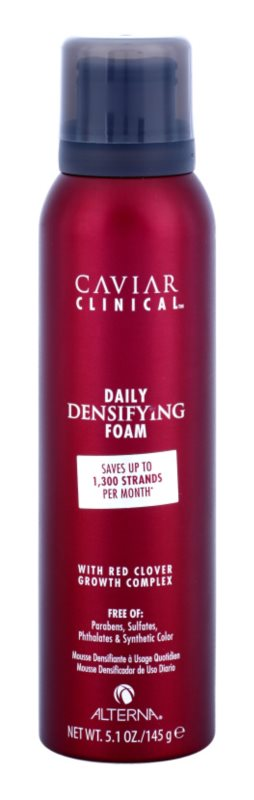Alterna Caviar Clinical espuma de cuidado para queda de cabelo