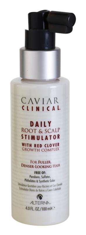Alterna Caviar Clinical sérum estimulante para raízes capilares e couro cabeludo