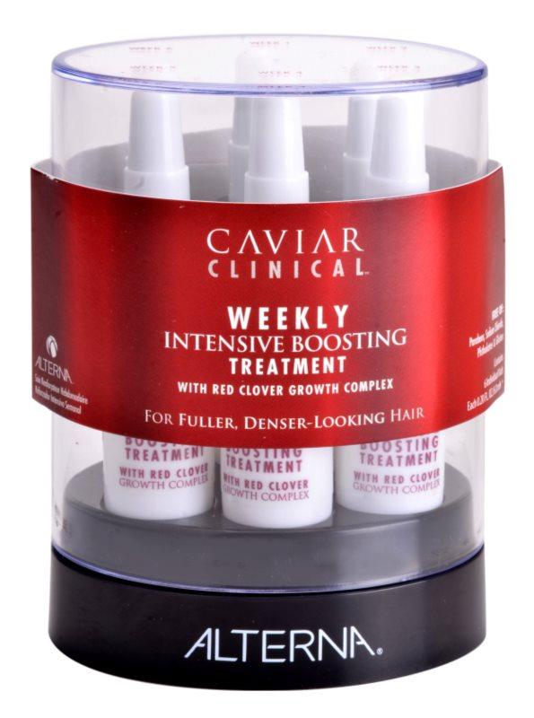 Alterna Caviar Clinical týždenné intenzívne ošetrenie pre jemné alebo rednúce vlasy
