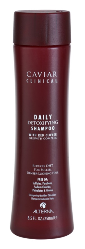 Alterna Caviar Clinical denný detoxikačný šampón bez sulfátov