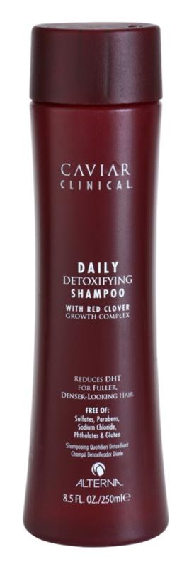 Alterna Caviar Clinical dnevni detoksikacijski šampon bez sulfata