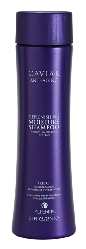 Alterna Caviar Moisture hydratačný šampón pre suché vlasy